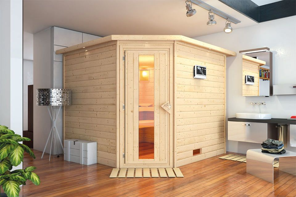 Sauna Leona!