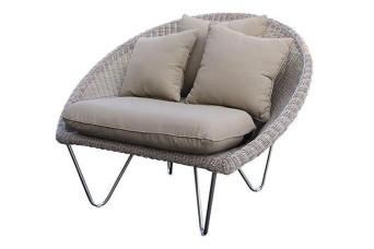 Fonteyn   Loungestoel Dotty   Loom 750481-31