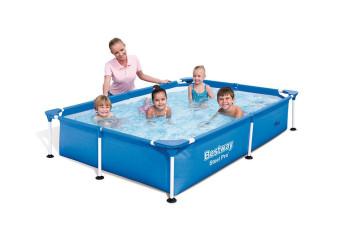Schwimmbad Bestway Steel Pro 221 x 150 x 43 cm 600032-31