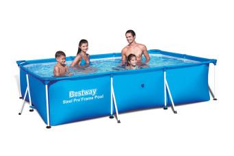Schwimmbad Bestway Steel Pro 300 x 201 x 66 cm 600034-31