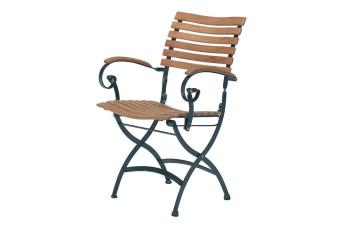 4 Seasons Outdoor | Klapstoel Bellini | Teak 750203-31