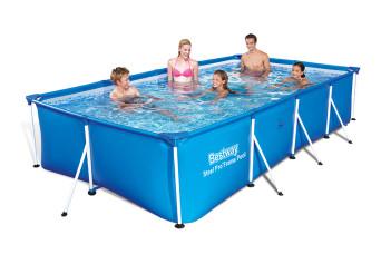 Schwimmbad Bestway Steel Pro 400 x 211 x 81 cm 600035-31