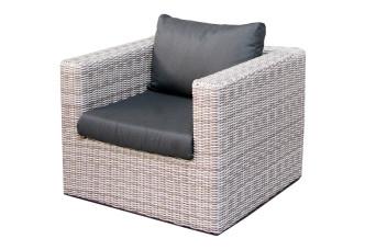 Fonteyn | Loungestoel Salou | Halfmoon Light Grey 759267-31