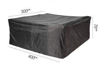Loungesethoes AeroCover Platinum 400 x 300 cm