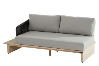 4 Seasons Outdoor   Loungebank Altea 2-zits Rechts 759052-31