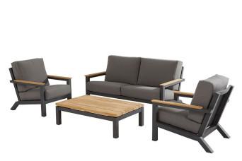 4 Seasons Outdoor | Loungeset Capitol 759637-31