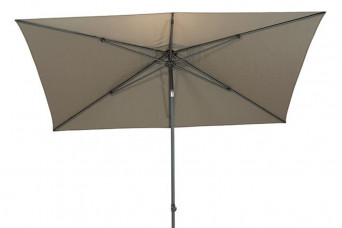 category 4 Seasons Outdoor | Parasol Azzurro 200 x 300 cm | Taupe 759153-31