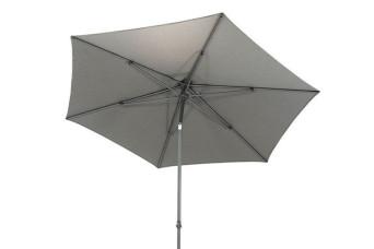 4 Seasons Outdoor   Parasol Azzurro Ø 350 cm   Mid Grey 759157-31