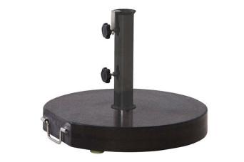 4 Seasons Outdoor | Parasolvoet Graniet 40 kg Rond 750283-31
