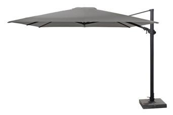 Zweefparasol Siesta Premium Aluminium Solefin 4 Seasons Outdoor