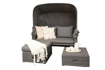 Fonteyn | Loungebed Seano | Antraciet 759289-31