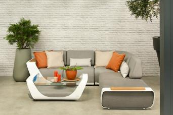 Higold | Loungeset Onda | Grijs 759921-31