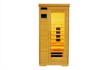 Ivar 1 Actie model Aanbieding sauna infraroodcabine