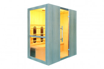 Sauna Levi 4 Exclusive Full Spectrum Infraroodcabine