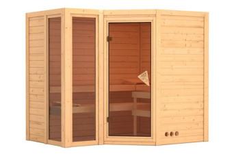 Sauna Amara Massief Hout 40mm Exclusive