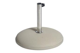 Max and Luuk   Parasolvoet Concrete 25-44 mm   30 kg   Light Grey 751722-31