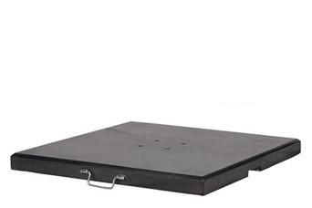 Platinum | Parasolvoet Milano Graniet | 90 kg 750823-31