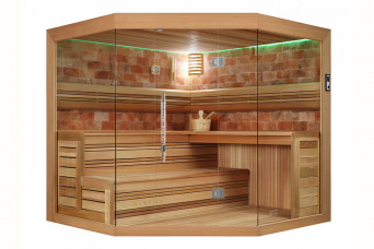 Fonteyn | Sauna Marriott 200 | Red Cedar 860634-31
