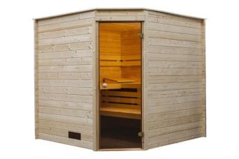 Interflex | Sauna MS1 Hoek | 40 mm 402109-31