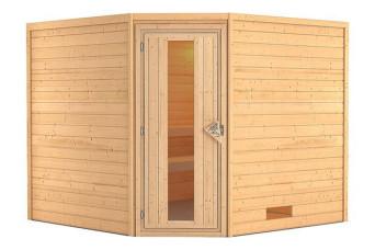 Woodfeeling | Sauna Leona | Energiesparend 401499-31