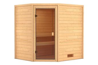Woodfeeling | Sauna Mia | Bronzeglas 400204-31