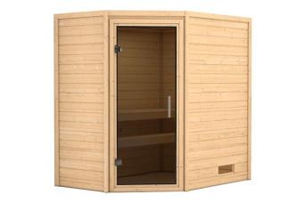 Woodfeeling | Sauna Svea | Antracietglas 402065-31