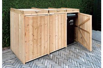 Tuindeco | Containerberging Triple | Hogedruk Geïmpregneerd 210433-31