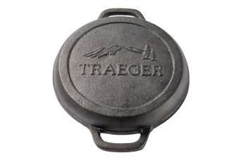 Traeger | Cornbread Wedge Pan | Gietijzer 502869-31