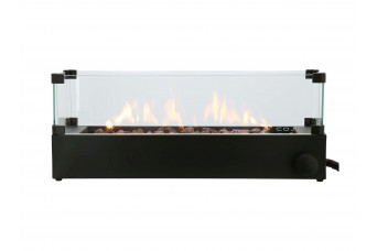 category Cosi | Cosiburner Build Up Opbouwbrander | Zwart | Incl. Glas 503972-31