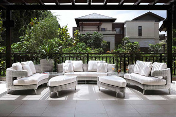 Embrace Loungeset Modulair Wicker Artie Garden Tuinmeubelen