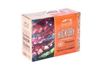 Traeger   Hickory BBQ Pellets   4,5 kg Box 502855-31