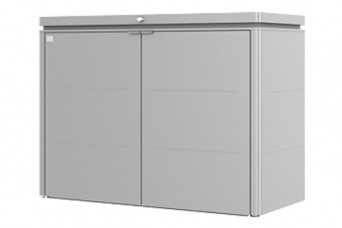 category Biohort | Opbergkast HighBoard Gr. 160 | Zilver-Metallic 203269-31