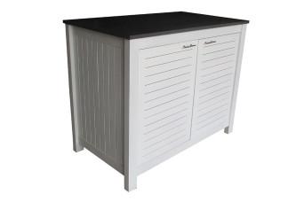 Fonteyn | BBQ Module | Kast 2-deurs 112 | Fresh White 500810-32