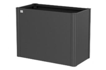 category Biohort | Moestuinbox Gr. 1 x 0,5 | Donkergrijs-Metallic 210953-31