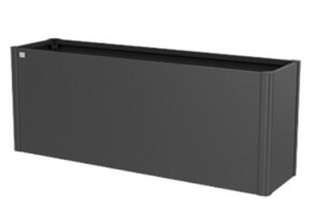 category Biohort | Moestuinbox Gr. 2 x 0,5 | Donkergrijs-Metallic 210955-33