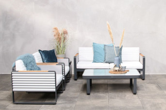 Higold | Loungeset Airport | Metallic 759927-31