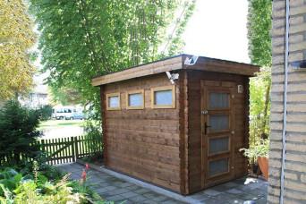 Gartenhaus/Blockhütte Fonteyn Module Hochdruck-Imprägniert 200 cm x 300 cm 200046-31
