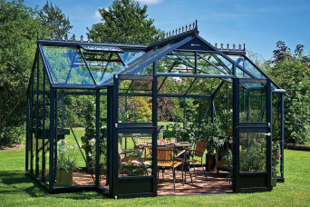Royal Well | Orangerie Orangery 152 | Antraciet 207401-31