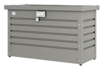 category Biohort   Pakkettenbox 100   Kwartsgrijs-Metallic 210950-32