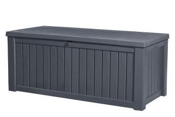 Keter   Kunststof Opbergbox Rockwood 570 liter 761891-31