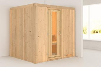 Karibu | Sauna Sodin | Deur Energiesparend 401664-31