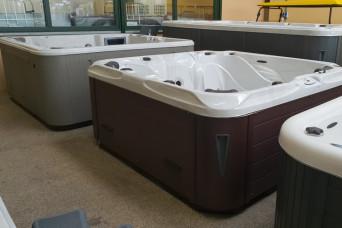 Whirlpool Solace Spa 213x213x91 cm spa solace outlet-31