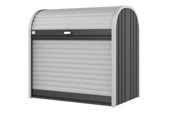 Biohort   Opbergbox StoreMax 120   Donkergrijs-Metallic 203210-31