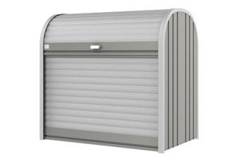 category Biohort   Opbergbox StoreMax 120   Kwartsgrijs-Metallic 203204-31
