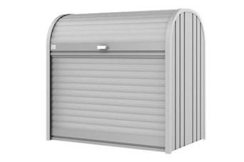 Biohort   Opbergbox StoreMax 120   Zilver-Metallic 203207-31