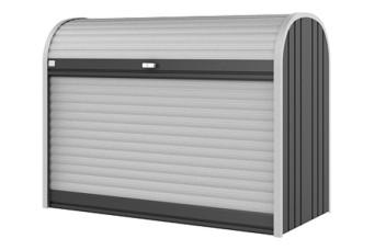 category Biohort   Opbergbox StoreMax 160   Donkergrijs-Metallic 203208-31