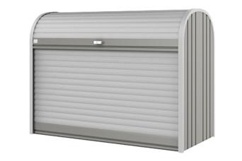 Biohort   Opbergbox StoreMax 160   Kwartsgrijs-Metallic 203202-31