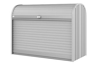 Biohort | Opbergbox StoreMax 160 | Zilver-Metallic 203205-31