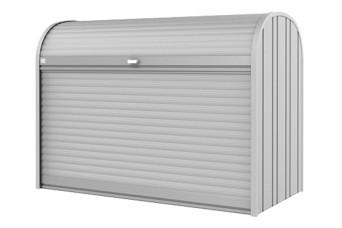 Biohort   Opbergbox StoreMax 190   Zilver-Metallic 203206-31