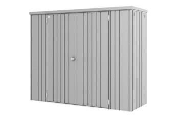 Biohort   Tuinkast Gr. 230   Zilver-Metallic 203304-32